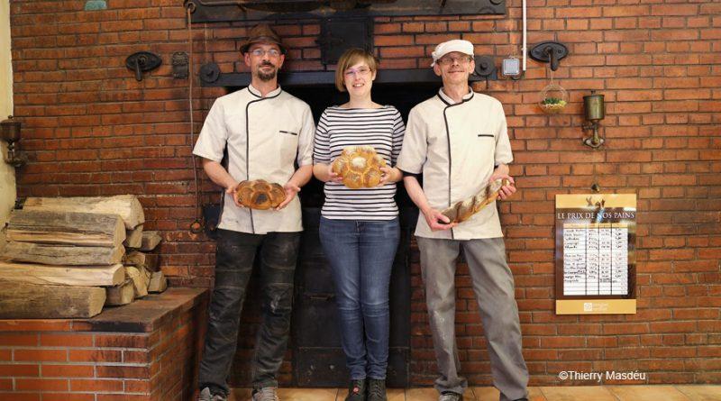 Villefranche de Conflent: le four à pain n'a pas eu le temps de refroidir [par Thierry Masdéu]