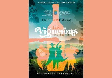 Trouillas met sa viticulture à l'honneur [par Yann Kerveno]
