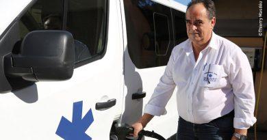 Hausse du prix des carburants: la colère des taxis ambulanciers [par Thierry Masdéu]